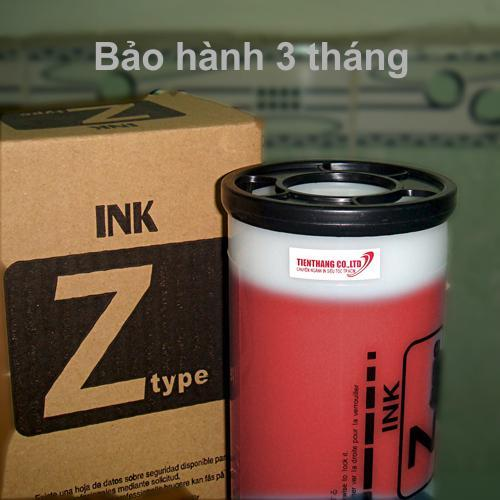 MỰC IN RISO RZ-ĐỎ -  TIENTHANG CO.,LTD